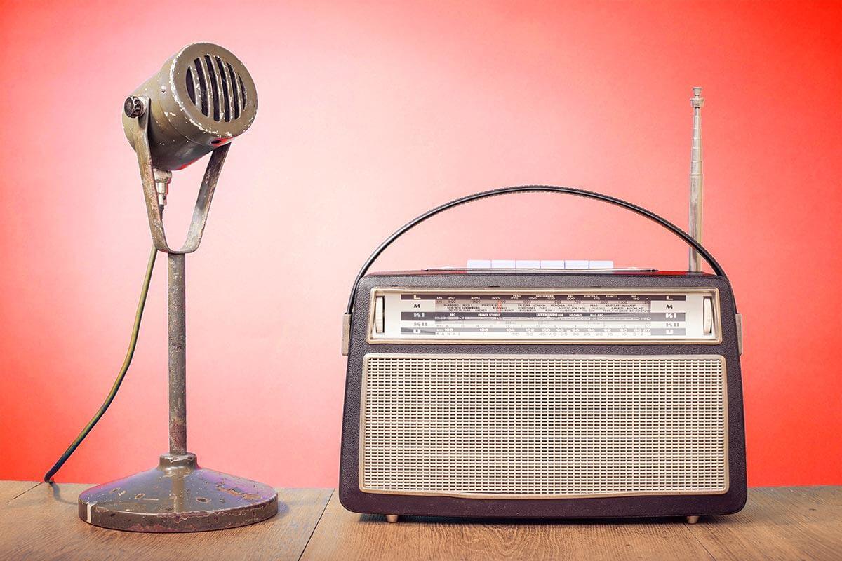 Аудио реклама