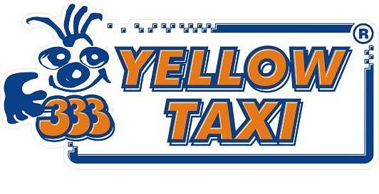 Йелоу такси лого