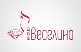 Радио Веселина лого