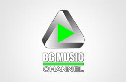 БГ Мюзик канал ТВ лого