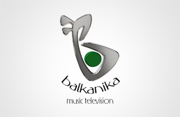 Балканика ТВ лого
