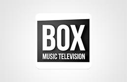 Бокс Мюзик ТВ лого