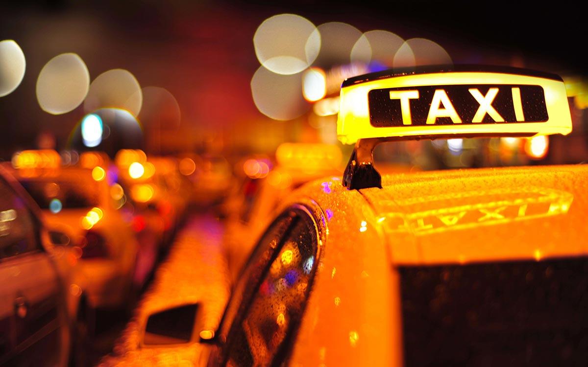 Йелоу такси