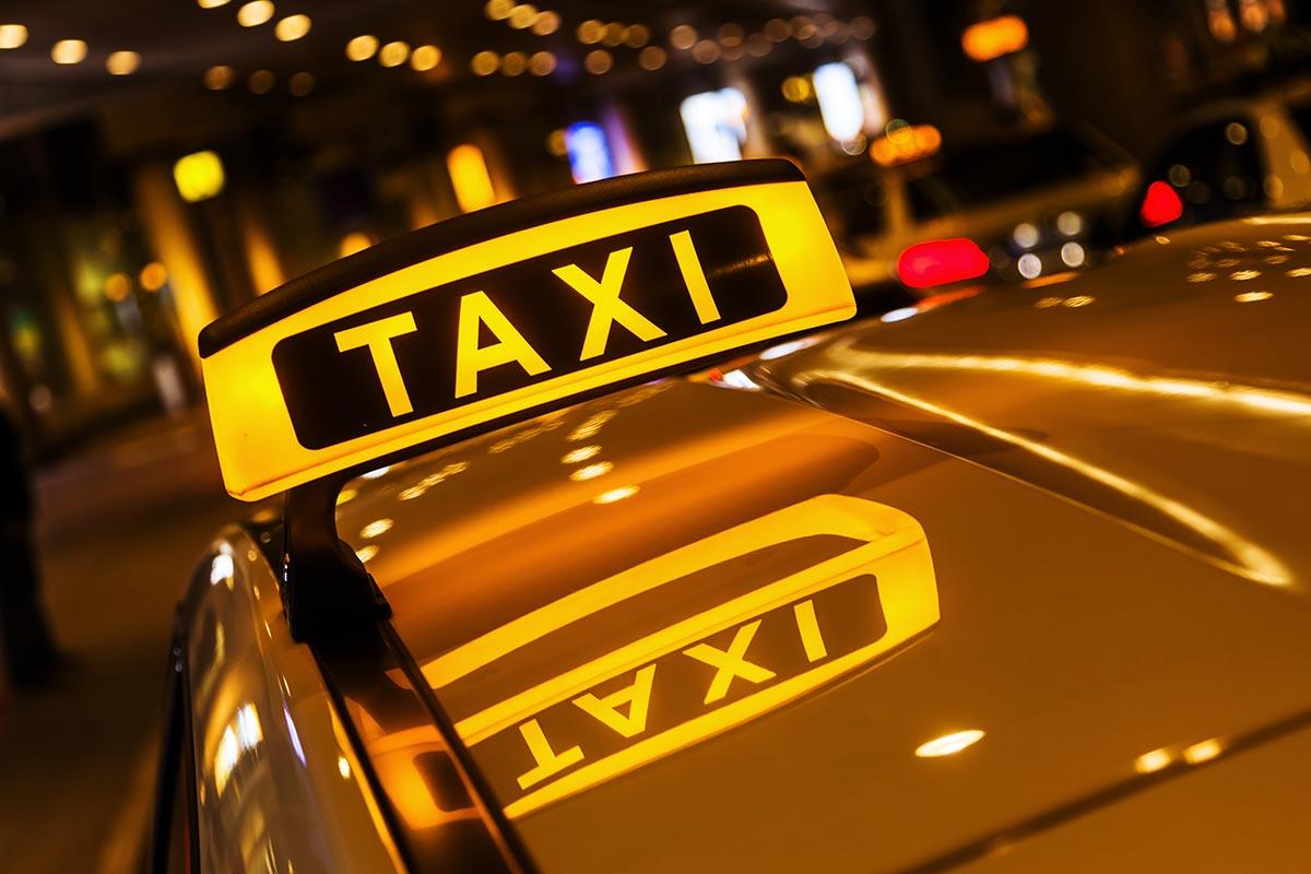 Йелоу такси 1