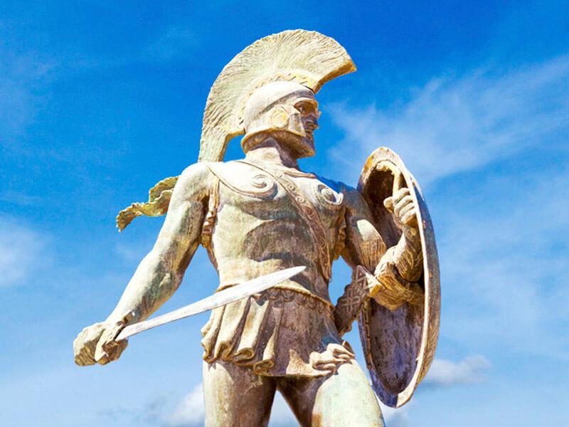 Рекламен видео клип за Караджъ Турс По стъпките на гръцките богове - превю