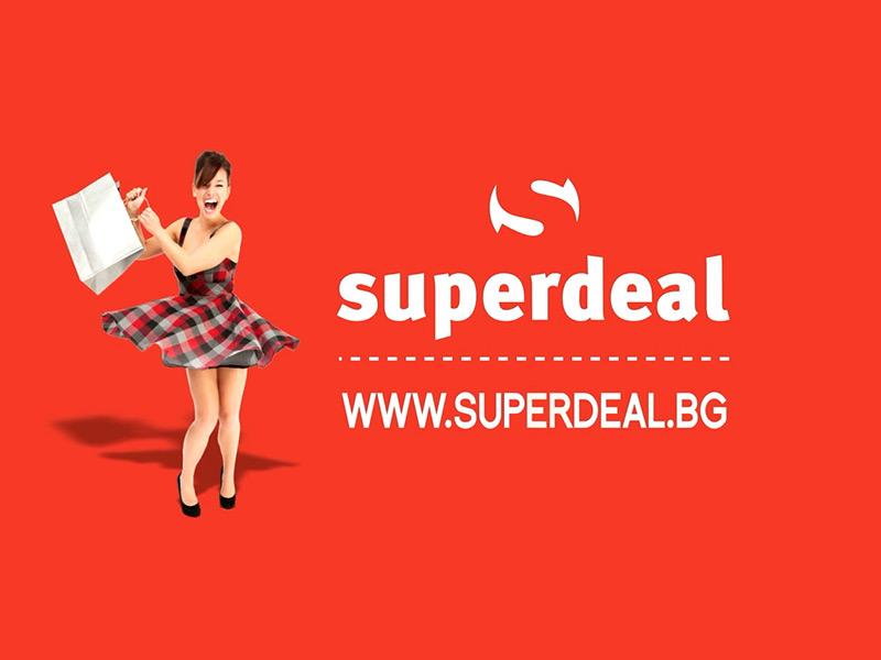 Промо рекламен видео клип за Супер Дийл БГ - превю